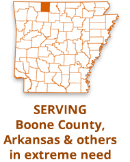 Serving the City of Harrison & Boone County, Arkansas